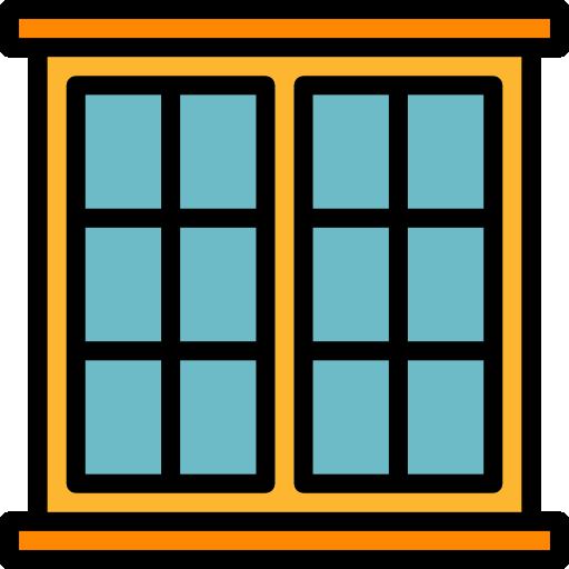 Glasfenster am Bettina von Arnim Gymnasium