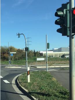 Barrierefreie Umgestaltung – Radverkehr stärken