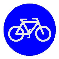 Sicherheit durch Radwegabgrenzung an der K12 – Radverkehr stärken