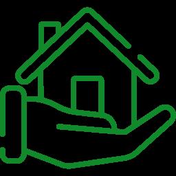 Nachhaltige Schaffung von sozial gefördertem Wohnraum