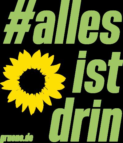 #AllesIstDrin