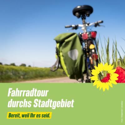 Fahrradtour durchs Stadtgebiet @ Altes Rathaus